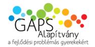 A GAPS Alapítványt támogattuk