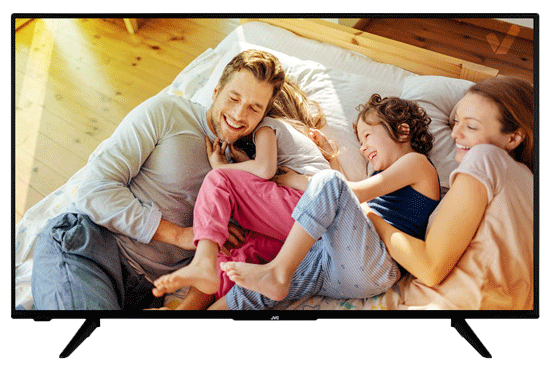 JVC UHD 4K tévé akár havi 4200 Ft-ért!