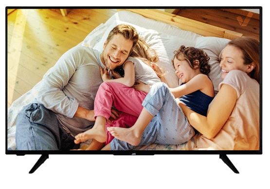 JVC UHD 4K tévé akár havi 4200 Ft-ért! Szerezze be új tévéjét kedvező áron részletfizetéssel! A 109 cm képátlójú JVC LT-43VA3035 ultra HD 4K tévével a televíziózás nem pusztán időtöltéssé, hanem igazi élménnyé válik.